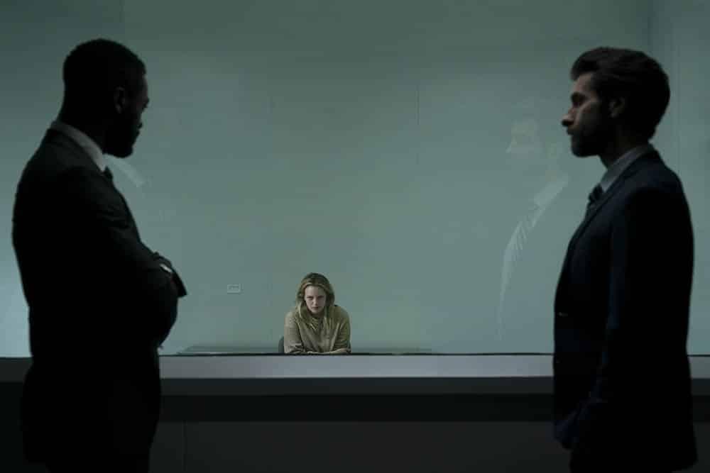 Elisabeth Moss, incarcérée dans Invisible Man