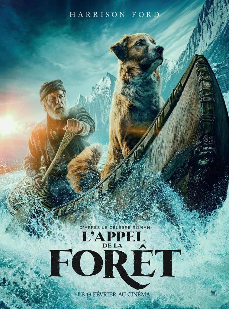 Affiche de l'Appel de la forêt (2020)
