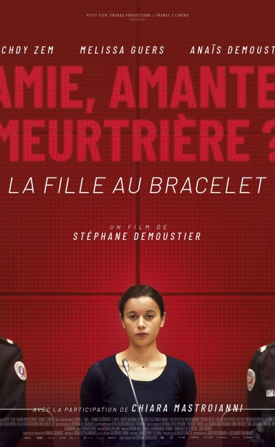 La fille au bracelet : la critique du film