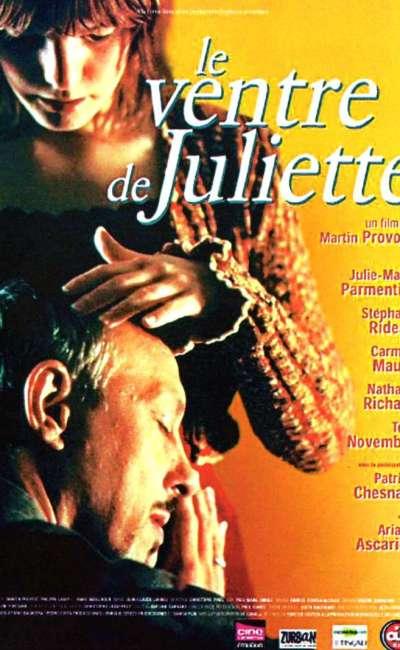 Le ventre de Juliette, l'affiche