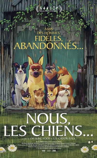 Nous les chiens... Affiche du film