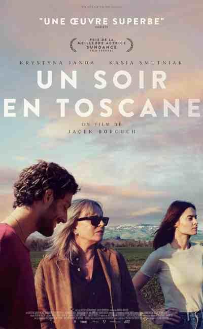 Affiche Un soir en Toscane de Jacek Borcuch