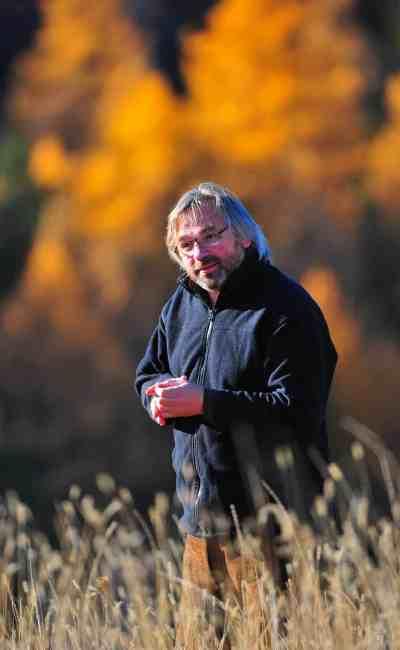 Victor Kossakovsky, photo proposée par Potemkine Films