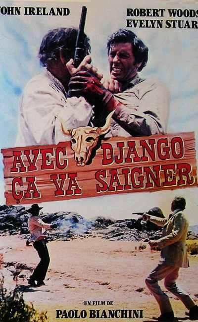 Avec Django ça va saigner, VHS