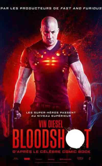Affiche de Bloodshot