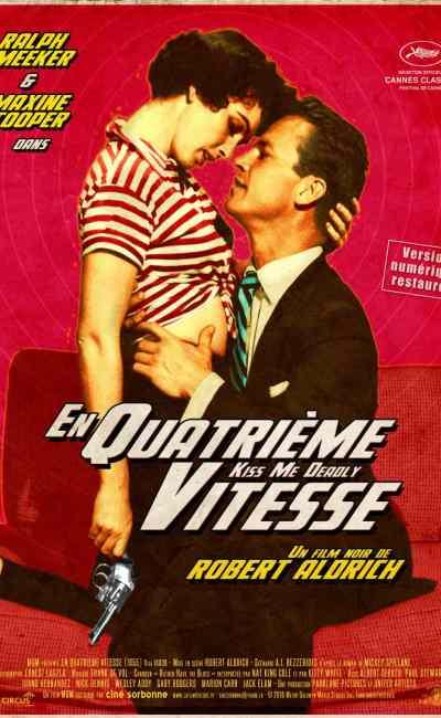 En Quatrième Vitesse, affiche reprise du film de Robert Alrich