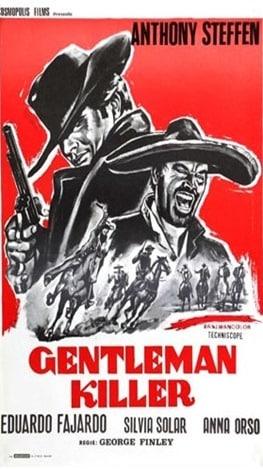 gentleman killer affiche