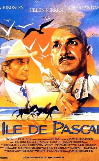 L'île de Pascali, l'affiche