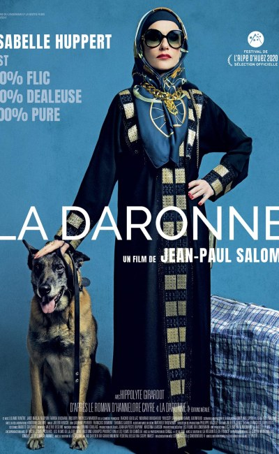 La Daronne, affiche du film