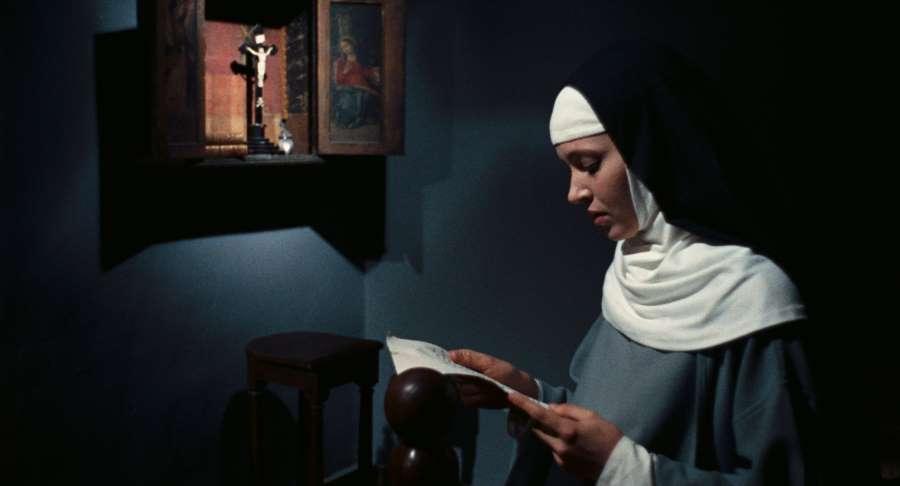 La religieuse, photo d'exploitation