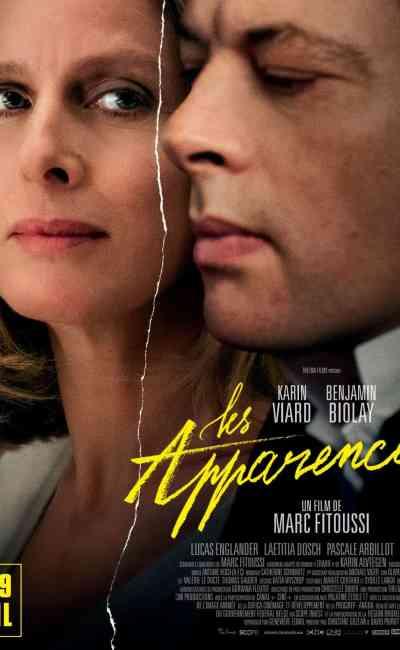 Les apparences : affiche du film de Marc Fitoussi