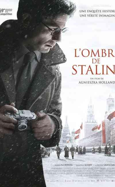 L'ombre de Staline affiche du film