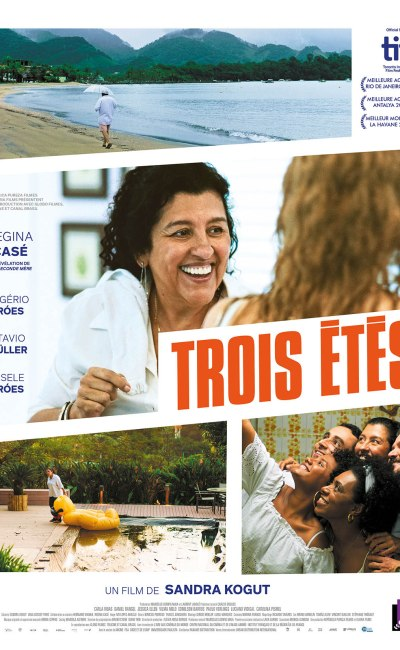 Trois étés : l'affiche du film