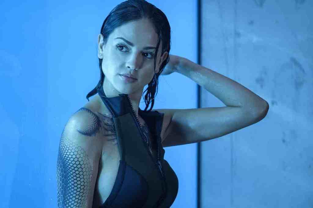 Eiza Gonzalez , sexy dans Bloodshot