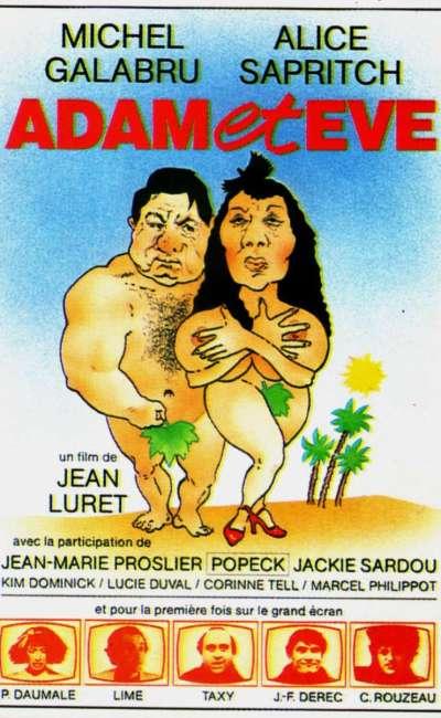 Adam et Eve, l'affiche