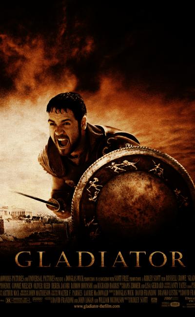 gladiator affiche alternative