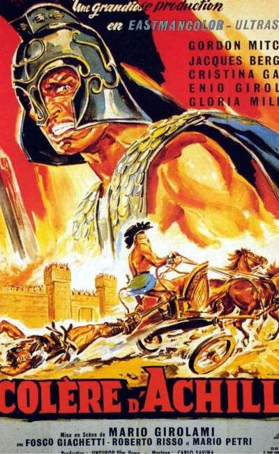 La colère d'Achille, l'affiche