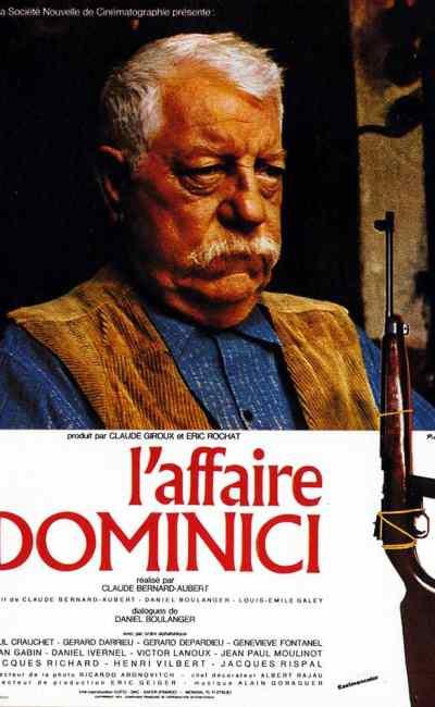 L'affaire Dominici avec Jean Gabin