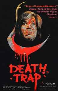 Le crocodile de la mort (Death trap) VHS britannique