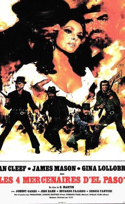 Les quatre mercenaires d'El Paso : la critique du film