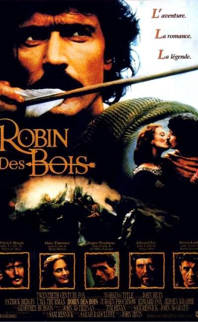 Robin des bois, l'affiche du film de