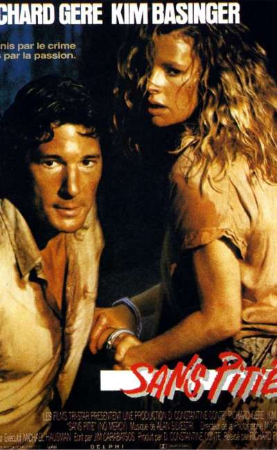 Sans pitié, l'affiche du film de 1986