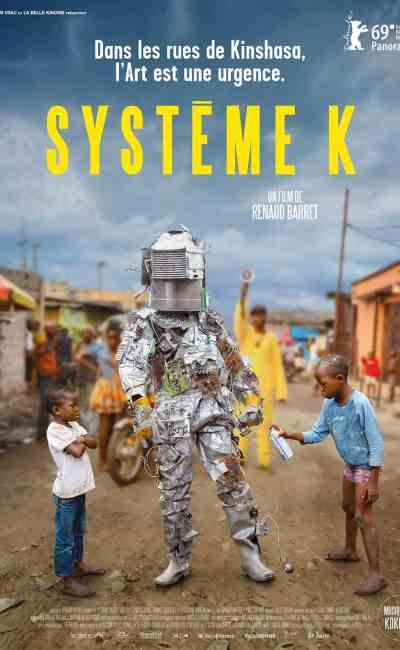 Système K : affiche