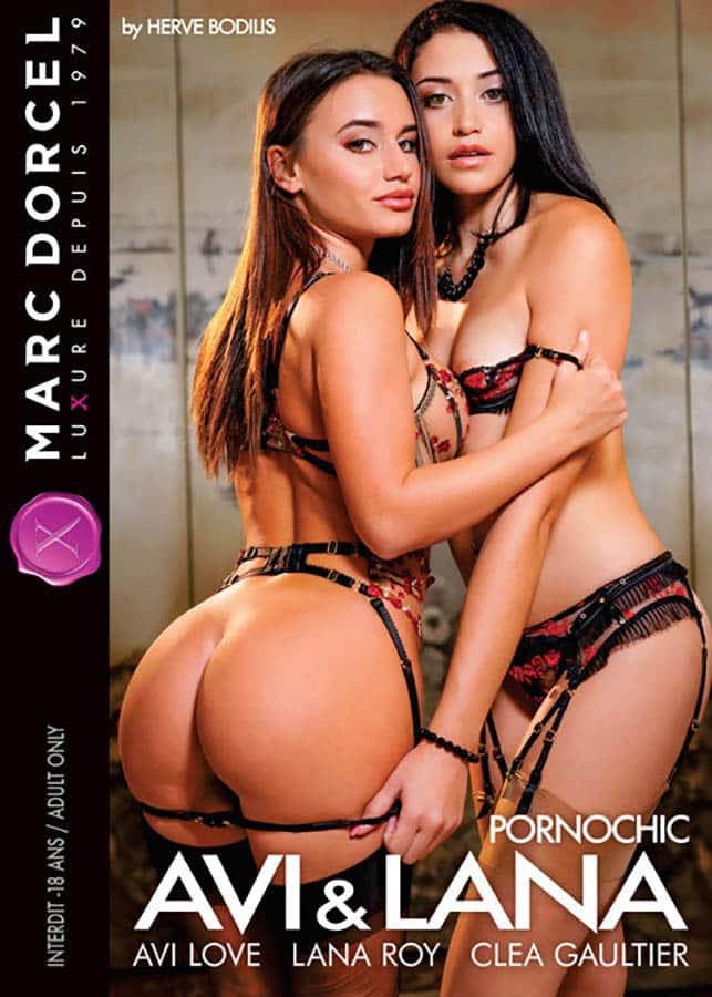 Le Pornochic Avi & Lana chez Marc Dorcel