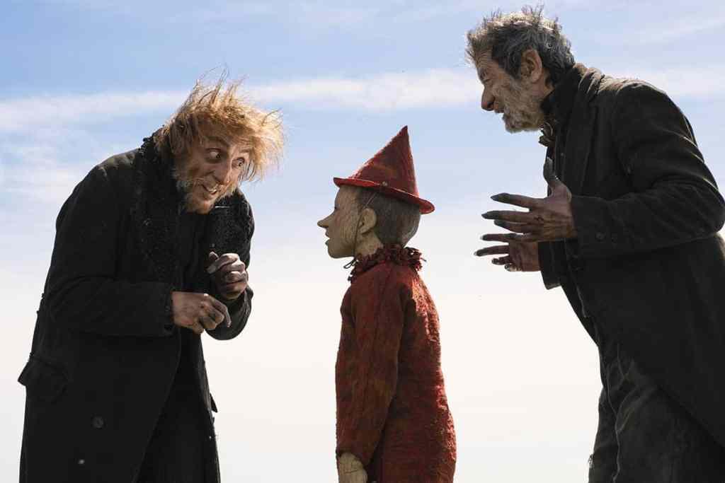 Photo d'exploitation de Pinocchio de Matteo Garrone 2