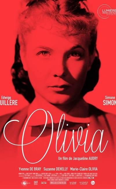 Affiche (reprise) de Olivia de Jacqueline Audry