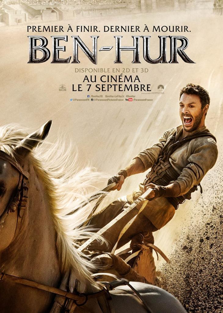 Teaser du remake 2016 de Ben-Hur
