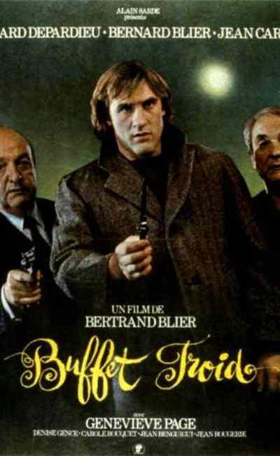 Buffet Froid, affiche du film de Bertrand Blier