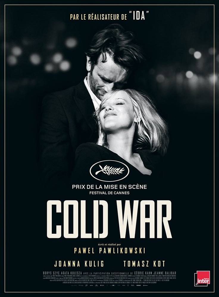 Affiche française de Cold War