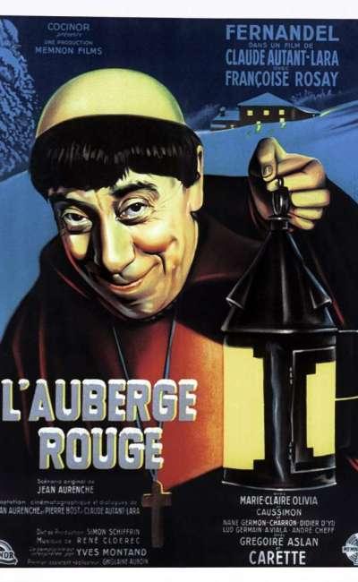 L'auberge rouge 1951, l'affiche