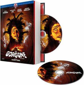 La gorgone, le Mediabook d'ESC Editions
