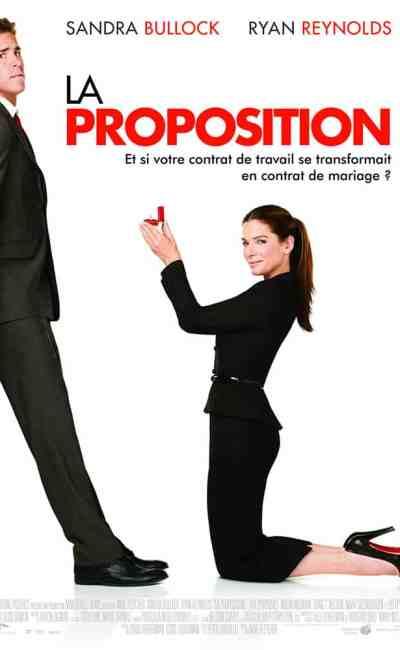 La proposition d'Anne Fletcher - affiche