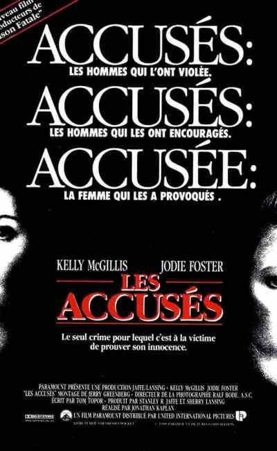 Les accusés de Jonathan Kaplan, avec Jodie Foster