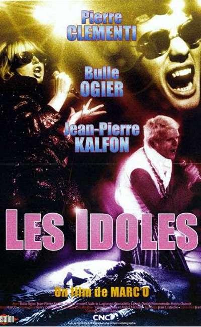 Les idoles, l'affiche de la reprise 2004
