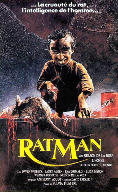 Ratman affiche poster france