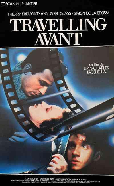 Travelling-avant, affiche de Landi