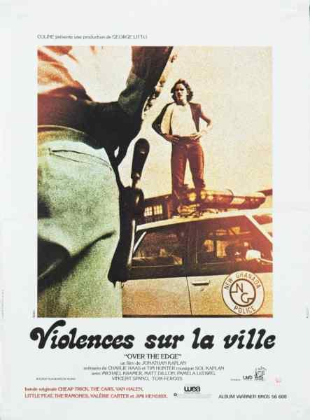 Violences sur la ville, affiche