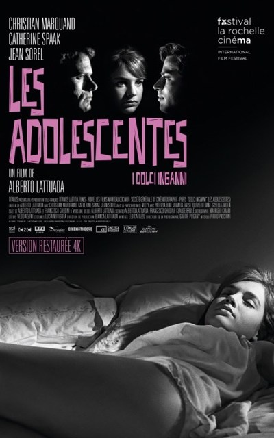 Les Adolescentes : la critique du film