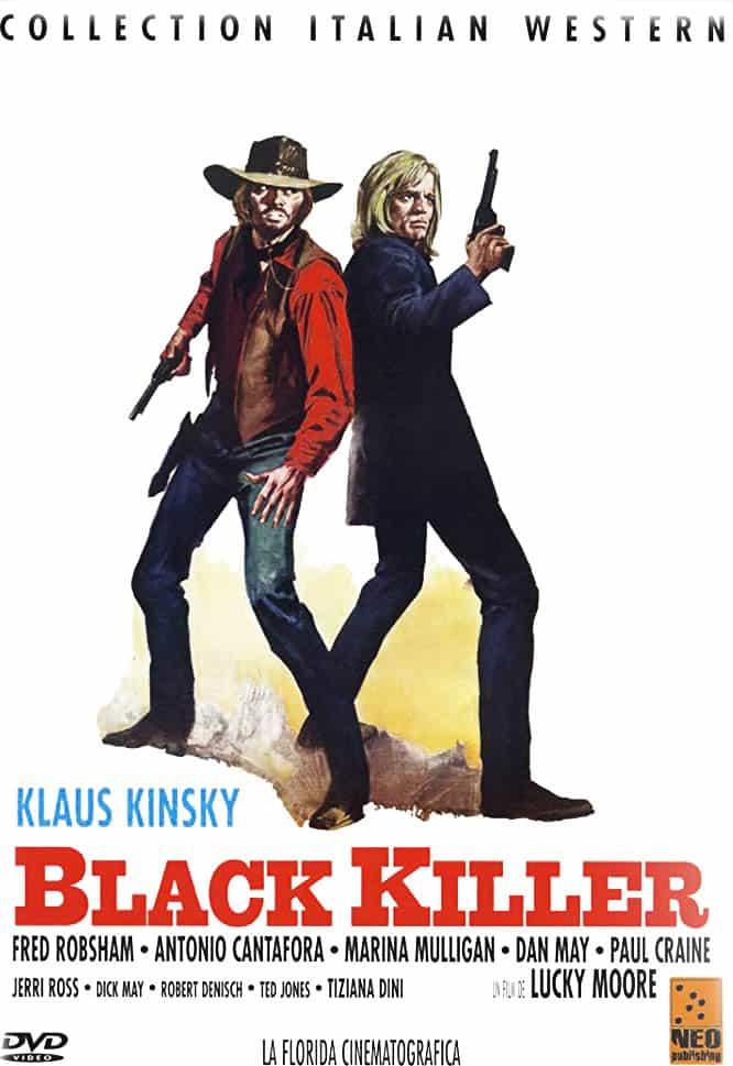 Black Killer : DVD Neo Publishing