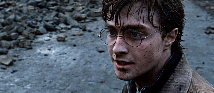 Daniel Radcliffe, Harry Potter et les reliques de la mort 2