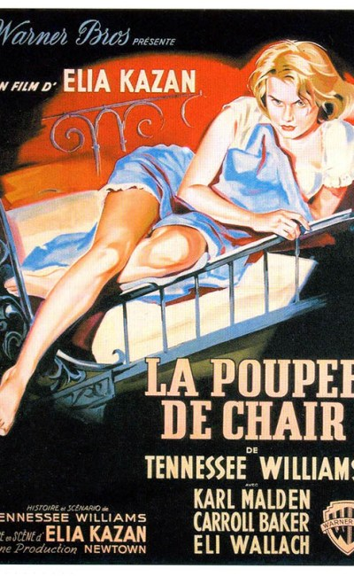 La poupée de chair (Baby Doll) affiche originale