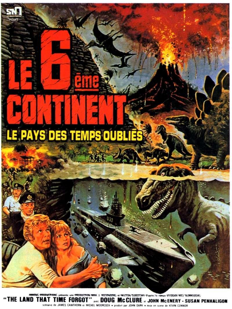 Le 6ème continent, l'affiche