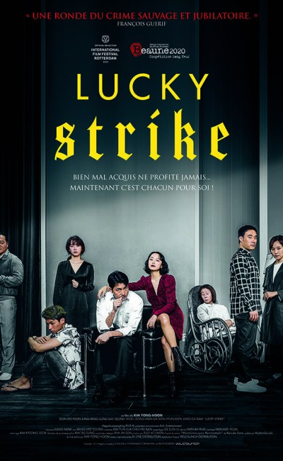 Lucky Strike : la critique du film