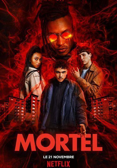 Affiche de Mortel (Netflix)