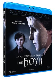 The Boy 2 jaquette cover