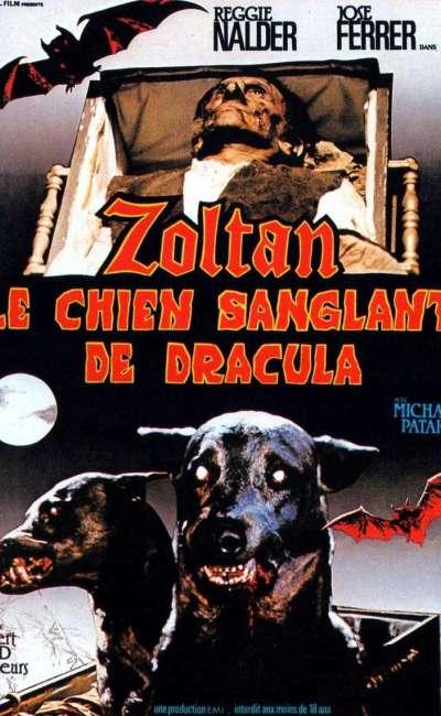 Zoltan, le chien sanglant de Dracula, l'affiche